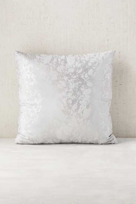 Assembly Home Bubble Metallic Pillow