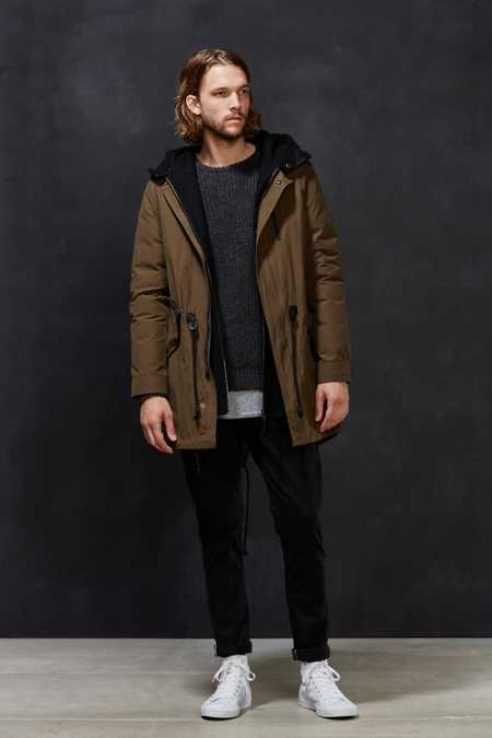 Mackage Chip Double Layer Parka Jacket
