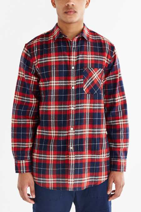 Poler Flannel Button-Down Shirt