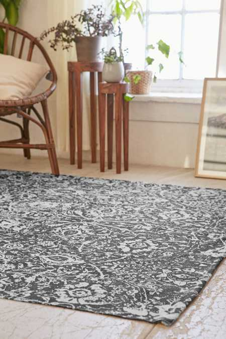 Magical Thinking Safi Worn Carpet Printed Rug