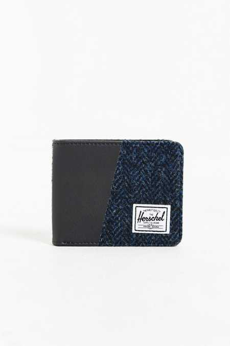 Herschel Supply Co. Harris Tweed Hank Wallet
