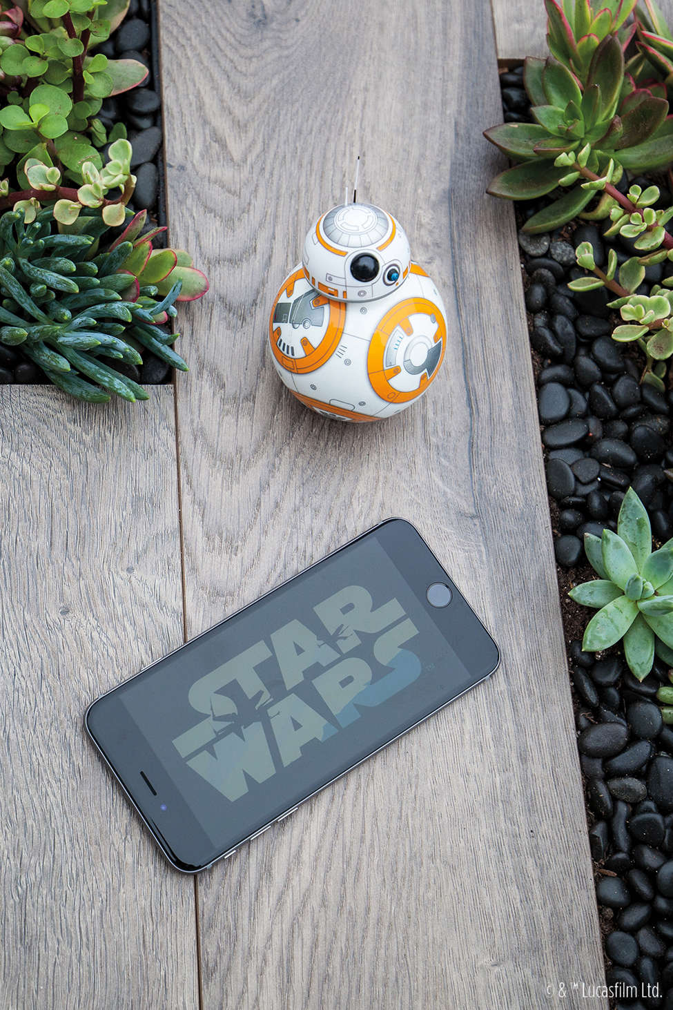 BB-8 App Enabled Droid by Sphero - one of the HOTTEST toys this season!
