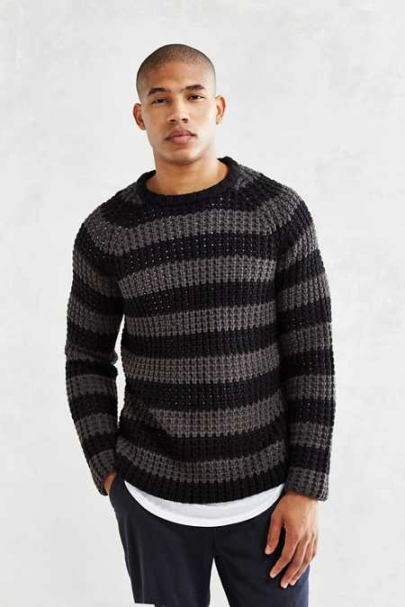 Cheap Monday Stripe Knit Sweater