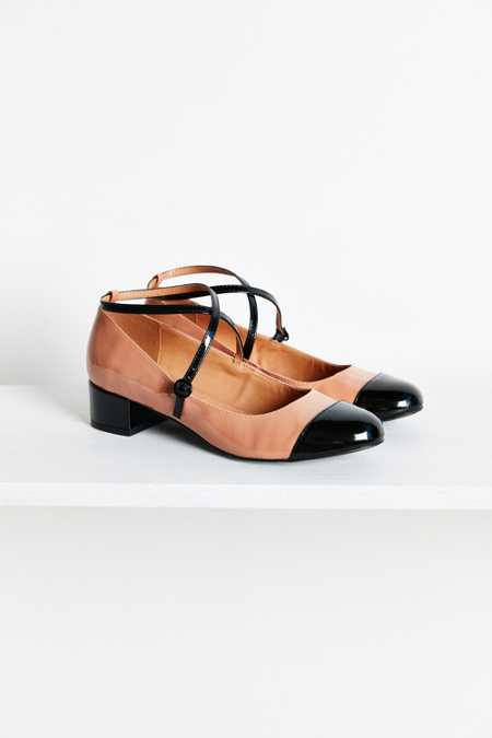 Eva Colorblock Heel