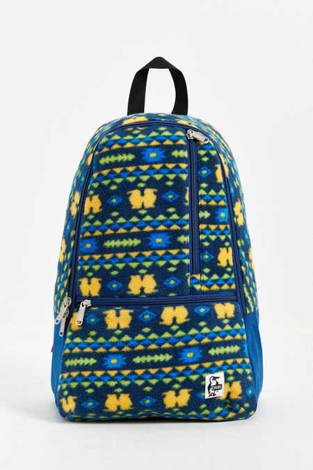 Chums Boa Fleece Backpack