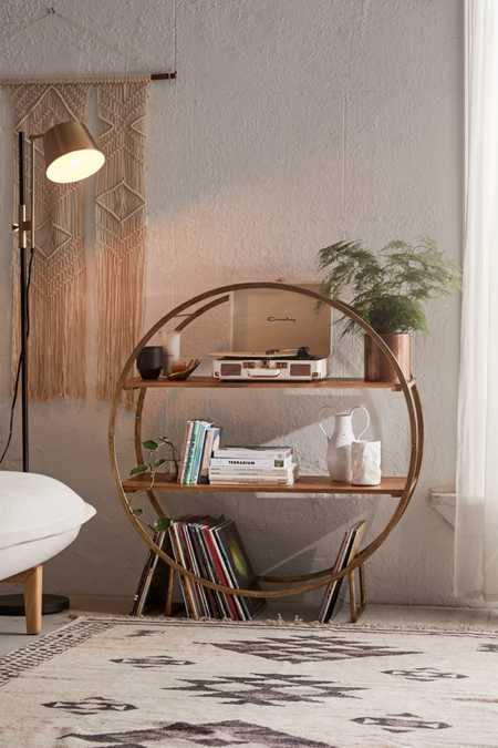 Brigid Circle Shelf