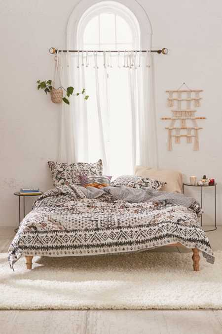 Magical Thinking Kasbah Worn Carpet Duvet Cover