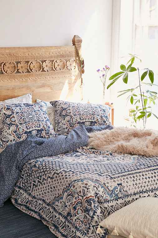 Magical Thinking Kasbah Worn Carpet Duvet Cover Urban