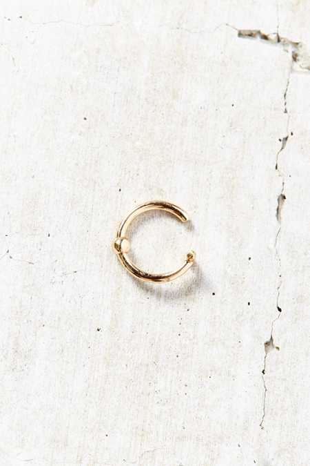 Delicate Faux Nose Ring
