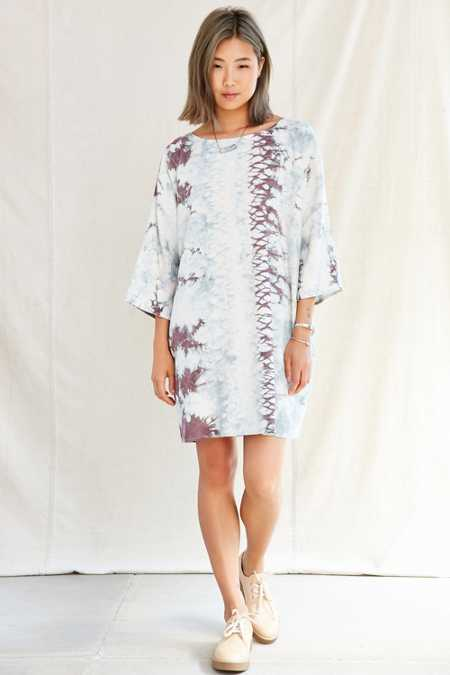 Riverside Tool & Dye Shirt Dress