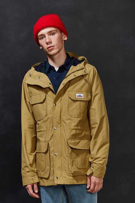 Penfield Kasson Hooded Mountain Parka Jacket
