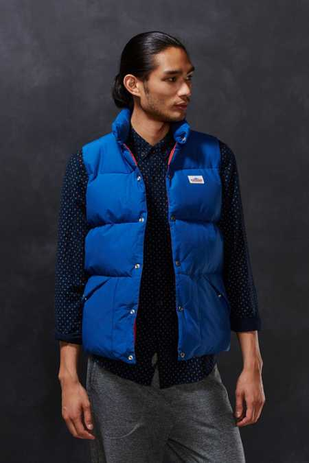 Penfield Outback Two-Tone Down Vest