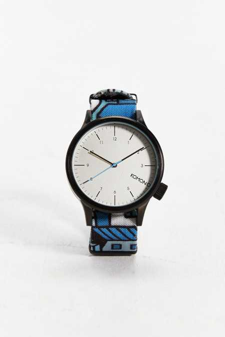 KOMONO X Andy Rementer Magnus Watch