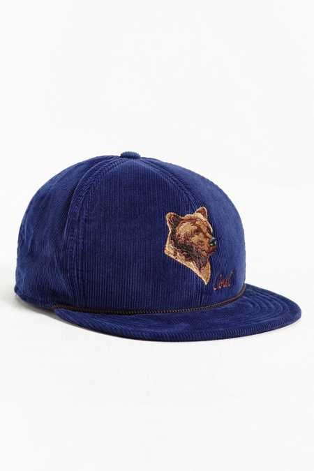 Coal The Wilderness Corduroy Snapback Hat