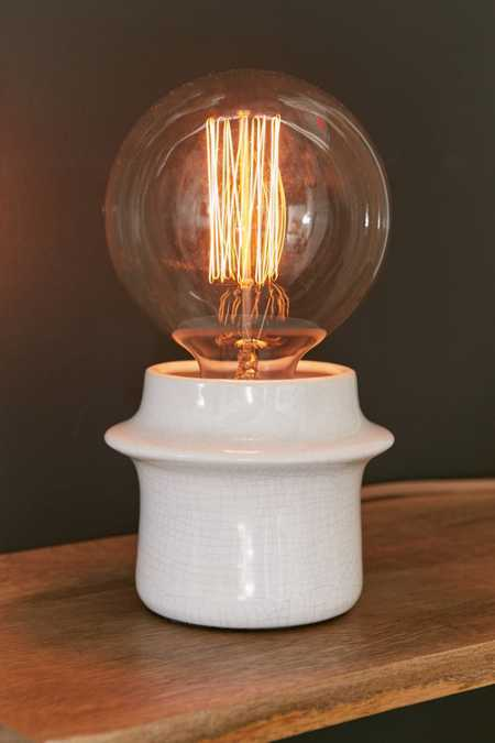 Petite Ceramic Table Lamp