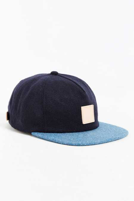 Herschel Supply Co. Niles 5-Panel Strapback Hat