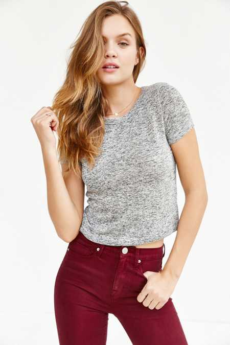BDG Classic Cropped Tee