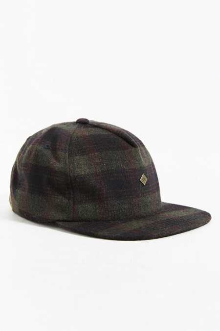 OBEY Mill Strapback Hat