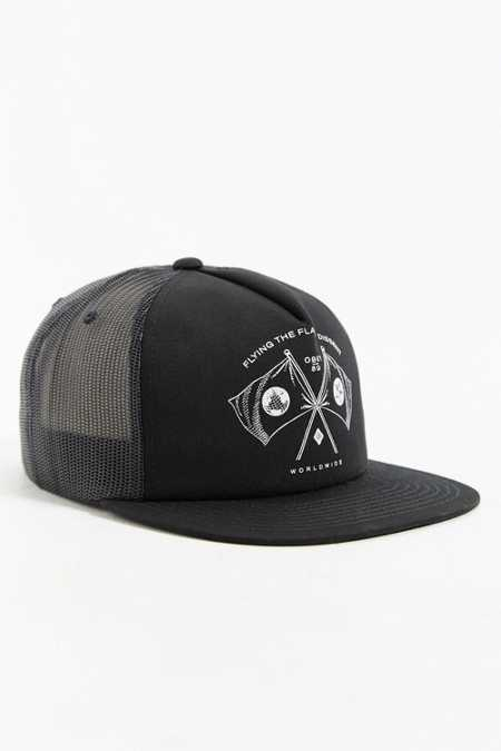 OBEY Flags Trucker Hat