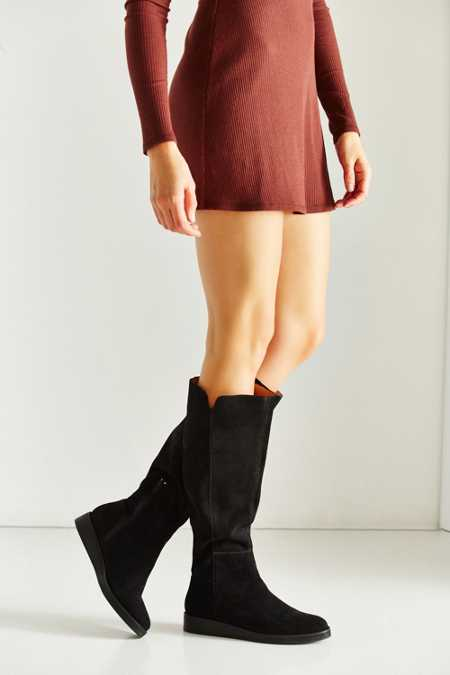 Dolly High Wedge Boot