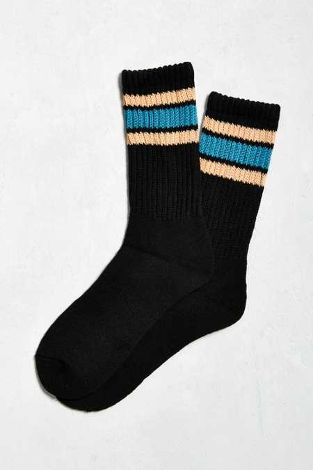 Stripe Gym Sock