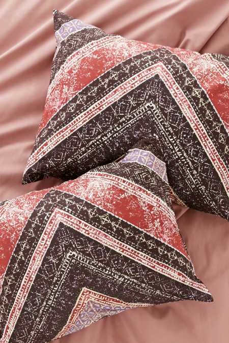Magical Thinking Omani Worn Carpet Sham Set