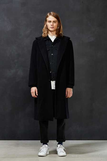 Assembly New York Hooded Coat