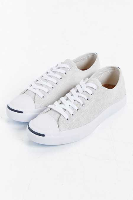 Converse Jack Purcell Suede Sneaker