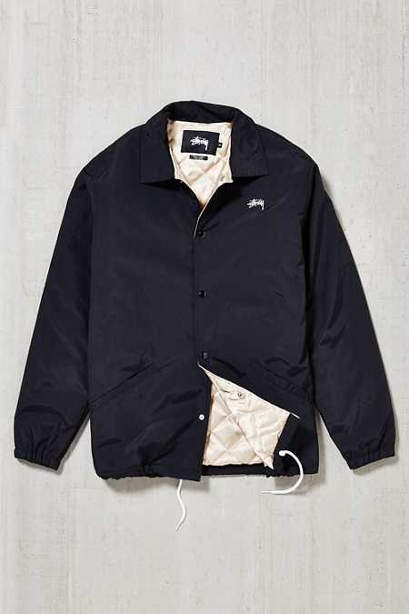 Stussy SS Link Coaches Jacket