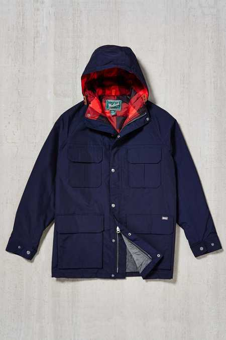 Woolrich Advisory Insulated Parka Jacket
