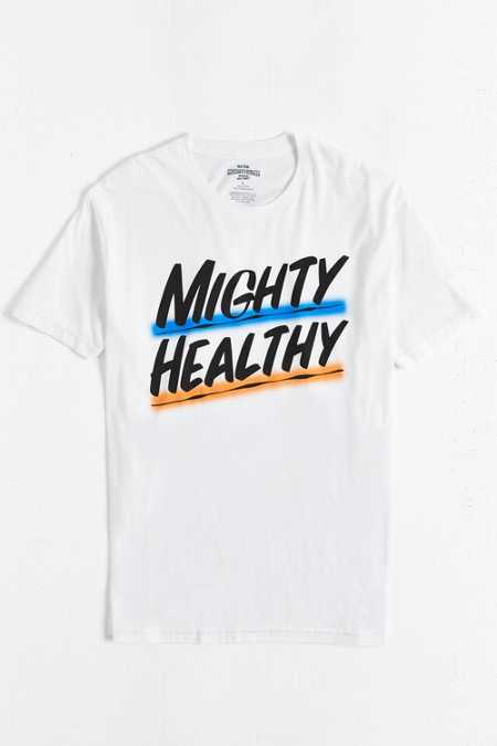 Mighty Healthy X Baron Von Fancy Mighty Healthy Tee