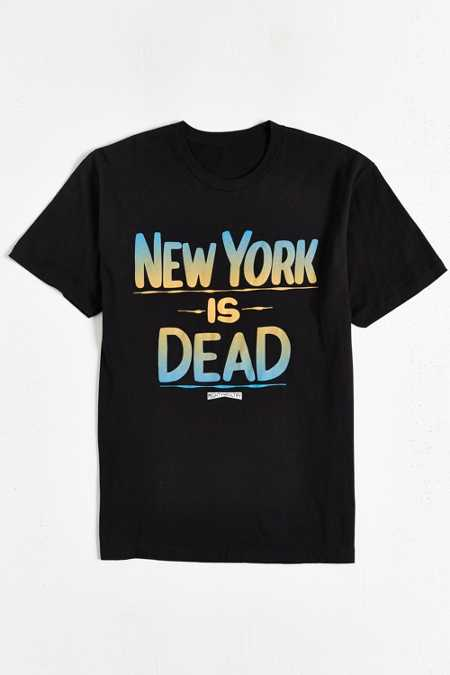 Mighty Healthy X Baron Von Fancy Dead NY Tee