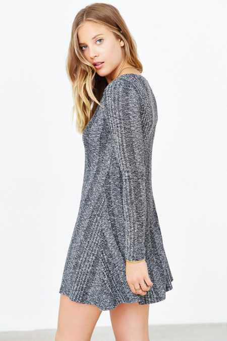 BDG Camp Sweater Dress