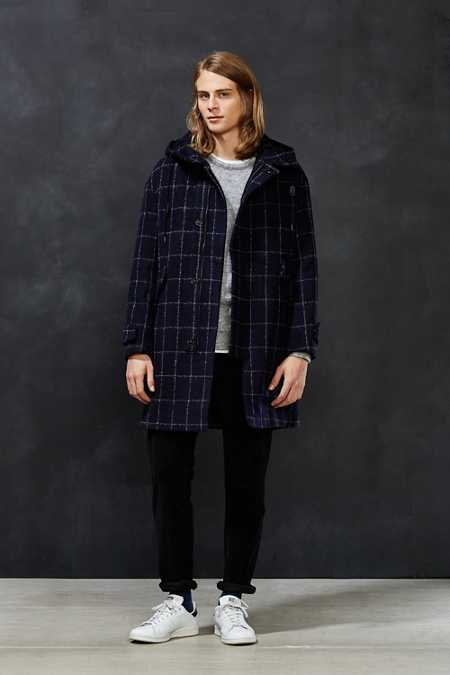 PLAC Window Check Coat