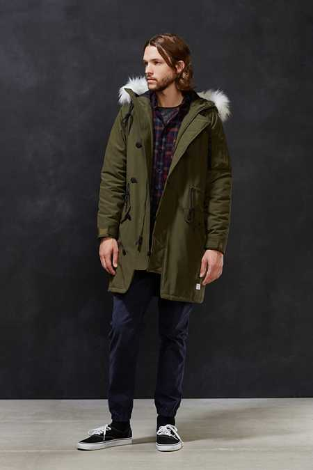 Penfield Paxton Long Insulated Jacket