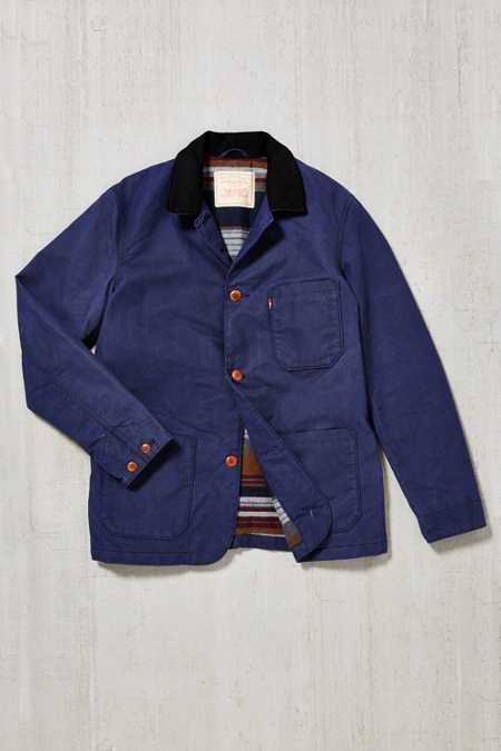 Levi's Oil Cloth Engineering Coat
