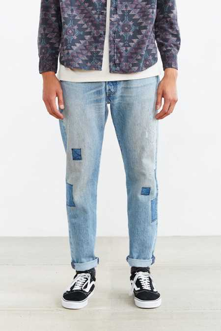Levi's 501 Custom Tapered Old Spitalfield Jean