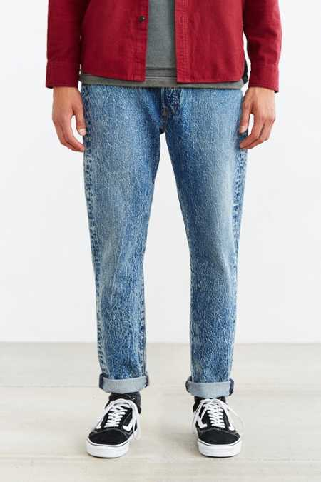 Levi's 501 Custom Tapered Ralph Jean