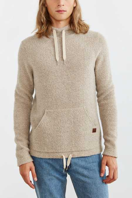 Deus Ex Machina Storm Hooded Sweater