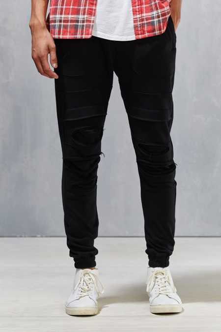 Publish Lowell Sweat Distressed Jogger Pant