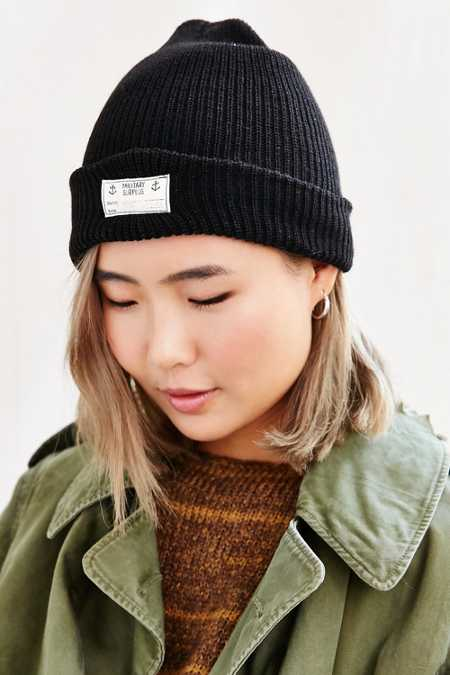 Urban Renewal Recycled Surplus Beanie
