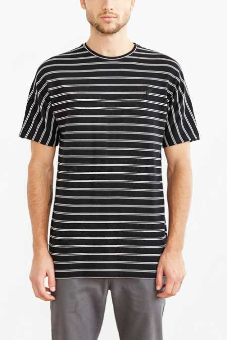 Publish Luther Striped Dolman Tee