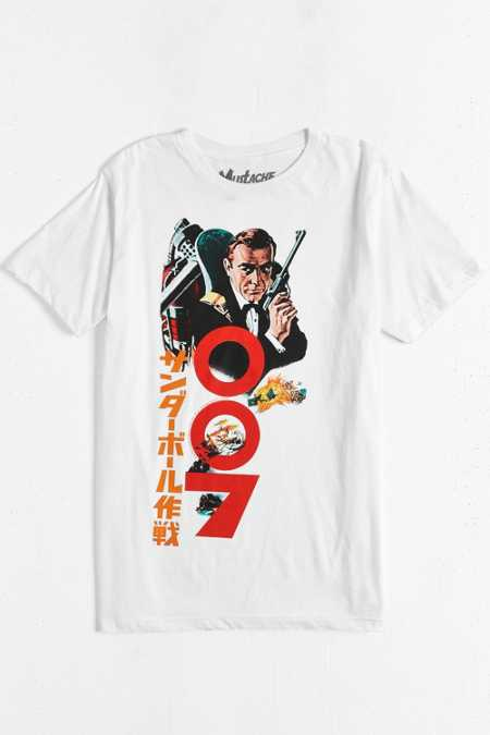 James Bond Thunderball Kanji Tee