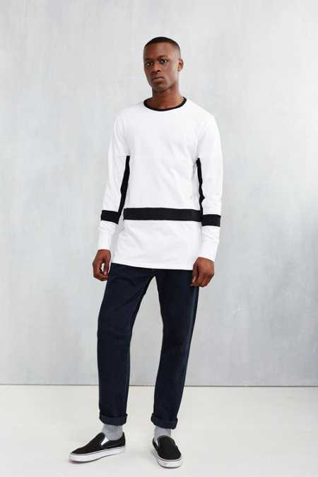 ZANEROBE Broken Flintlock Long-Sleeve Tee