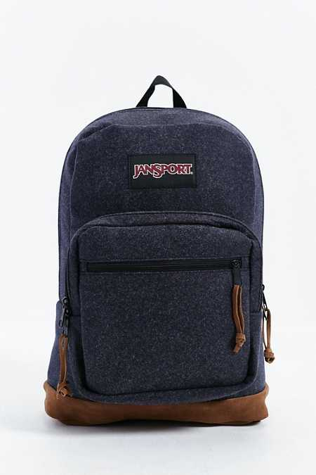JanSport Right Pack Felt Backpack