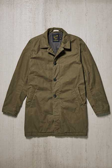 CPO Coated Trench Coat