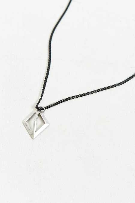 Icon Brand Time Capsule Necklace