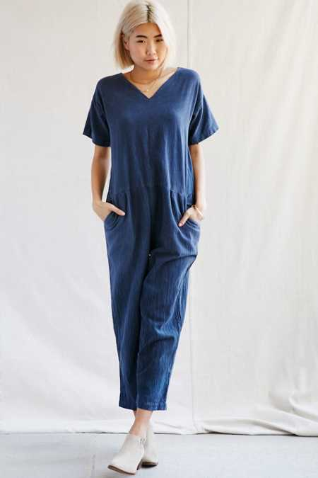 Urban Renewal Remade Super Gauze Jumpsuit