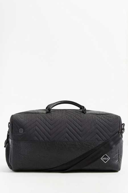 Focused Space Veneer Duffel Bag