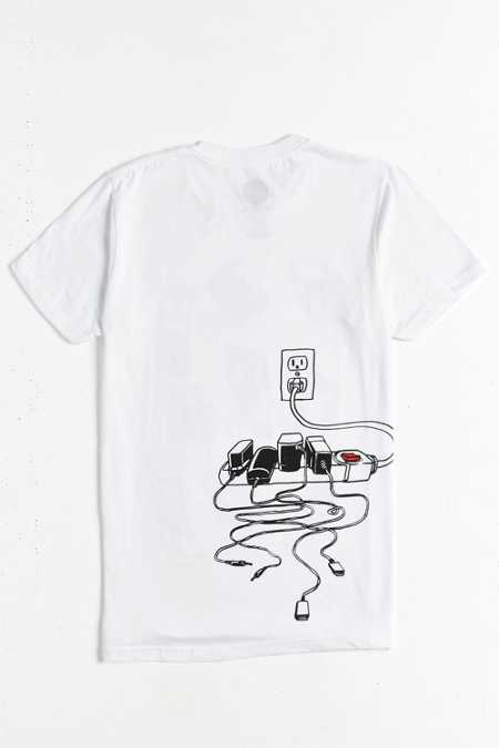 FUN Artists Throwback Cellular Tee